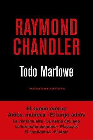 Adiós, muñeca de Raymond Chandler. Segunda novela de Philip Marlowe.