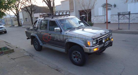 Toyota Hilux 1999 Camioneta en Esperanza, Santa Fe-Comprar usado en AUTO Foco