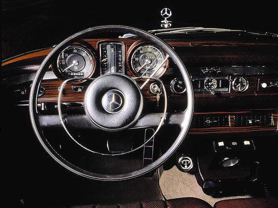 Mercedes 600 / W100