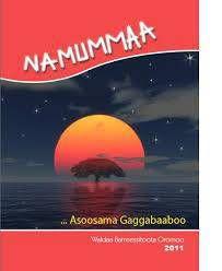 New book in Afaan Oromo