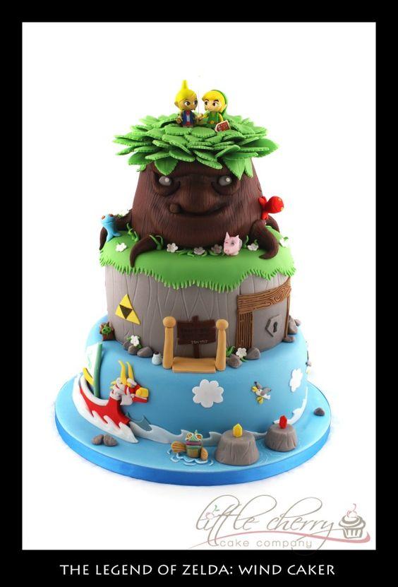 Zelda Kuchen