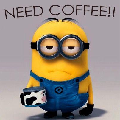 need coffee ....