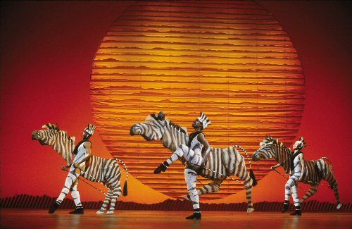 Lion king broadway   Disneys The Lion King on Broadway Vacation Packages