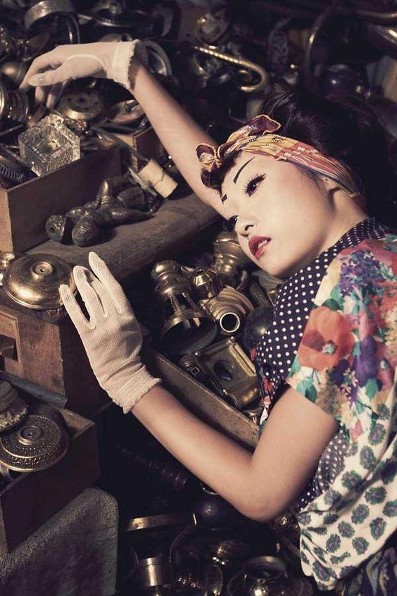 火金姑(Self-Initiated) on Fashion Served
