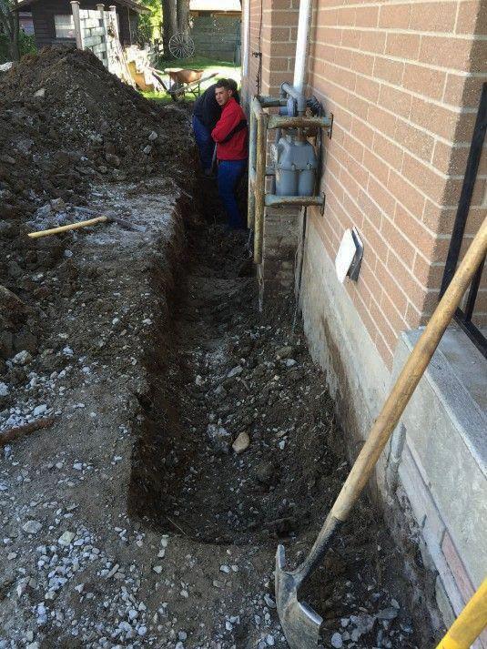 Waterproofing Basements Wet Basement Basement