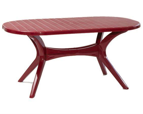 Plastični stolovi i stolice