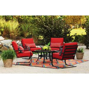Patio Conversation Sets Patio And Patio Sets On Pinterest