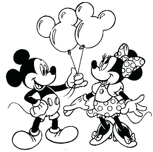 Minnie Mouse Printable Coloring Pages Free Minnie Mouse Printables Mouse Coloring Pages Mickey Mouse Coloring Pages Disney Coloring Pages Mickey Coloring Pages