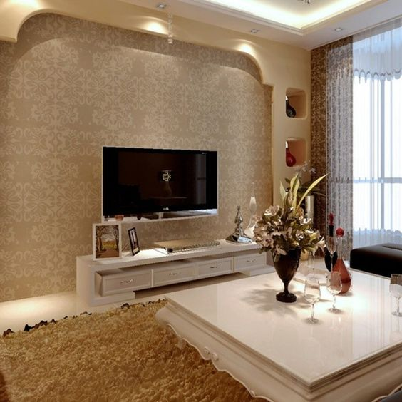انتريهات غرف معيشة 2018 - 2019 - Modern-Classic living rooms - auffallige wohnzimmer einrichtung frischekick