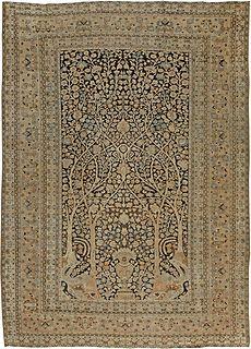 An Tabriz rug BB5533