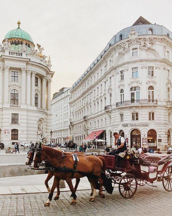 Ключ в Європу: Будапешт + Відень