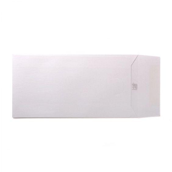 Crystal White DL Pearlescent Envelopes 120GSM Pack Size : 25 Envelopes