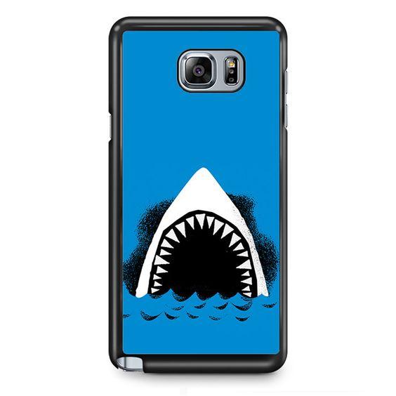 Shark Week TATUM-9511 Samsung Phonecase Cover Samsung Galaxy Note 2 Note 3 Note 4 Note 5 Note Edge