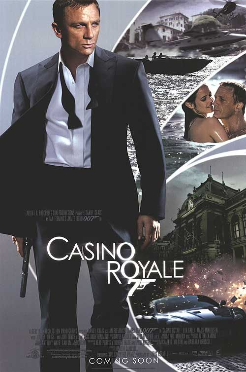 Casino Royale Movie Posters At Movie Poster Warehouse Movieposter Com In 2021 Casino Royale Movie James Bond Casino Royale Casino Royale