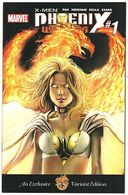 PHOENIX WARSONG #1 Limited Top Cow VARIANT only available online! ~NM~ http://r.ebay.com/zWENBS