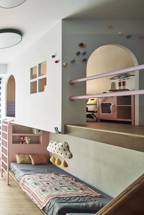 16 Original Ideas To Decorate Cool Cheerful Children S Room