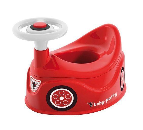 So macht Töpfchen-Training doppelt Spaß!  #BobbyCar #Töpfchen #Potty-Training #fun #funny