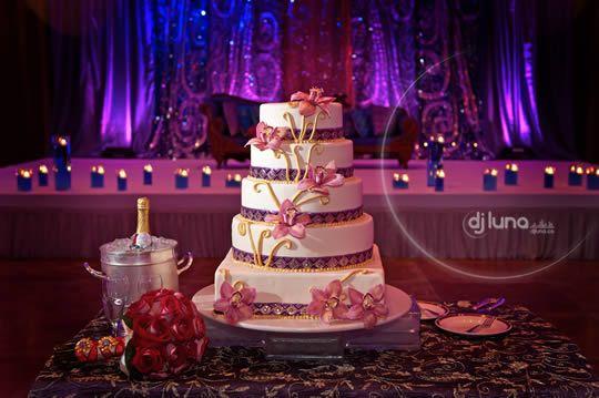 led wedding cake - Google Search