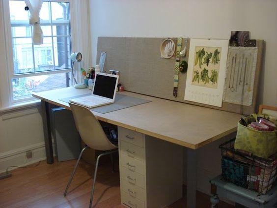 MARTHA MOMENTS: Winnie's Craft Room