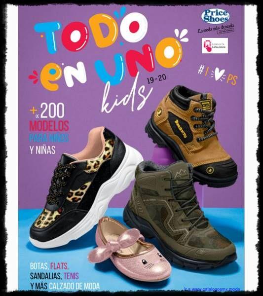Folleto Virtual Todo En Uno Kids Price Shoes 21 22 Catalogos Virtuales Price Shoes Catalogo Price Shoes Calzado De Moda