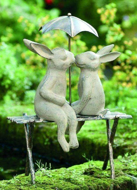 Garden Sculptures - l'accessoire parfait