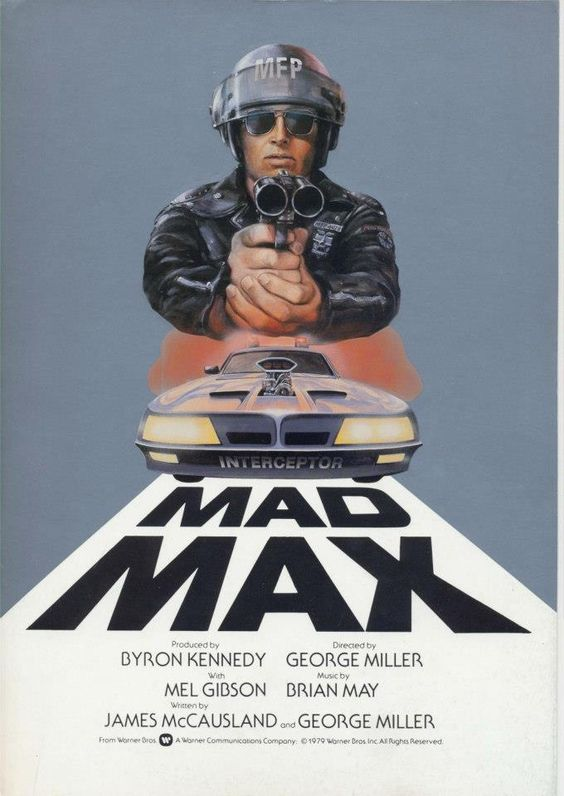Movie Poster: Mad Max