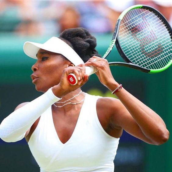 The $8 Eyeliner Venus Williams Always Wears on the Tennis Court