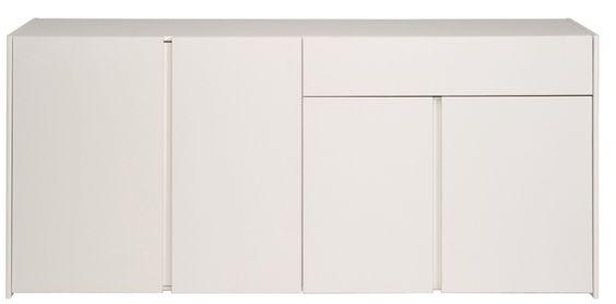 Sideboard Hannah Weiß II #weiß #Möbel #Kommode #Schlafzimmer - sideboard für schlafzimmer
