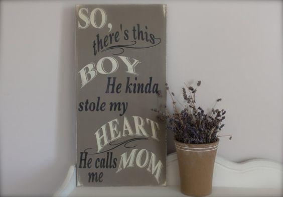 Para mi hijo..