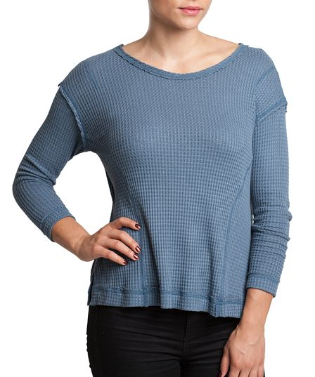 Bungalow 20 Long Sleeve Thermal Top