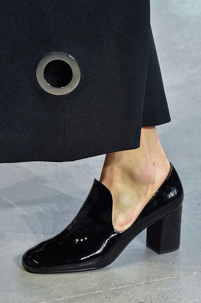 Calvin Klein at New York Fall 2015 (Details)