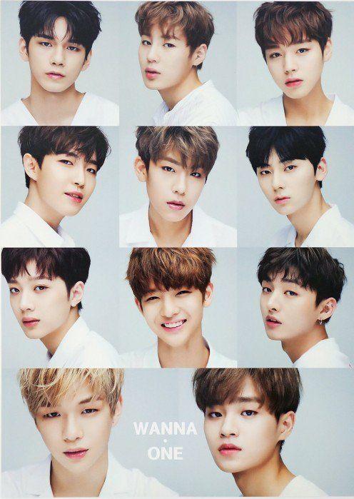 Wanna One Top 10 Most Popular K Pop Boy Groups Boys Fall Fashion Korean Fashion Kpop Cute Korean Fashion