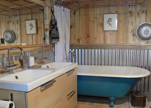 Corrugated metal walls o 39 give me a home pinterest for Give me some ideas on interior designs