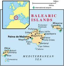 Balearics - Location ...