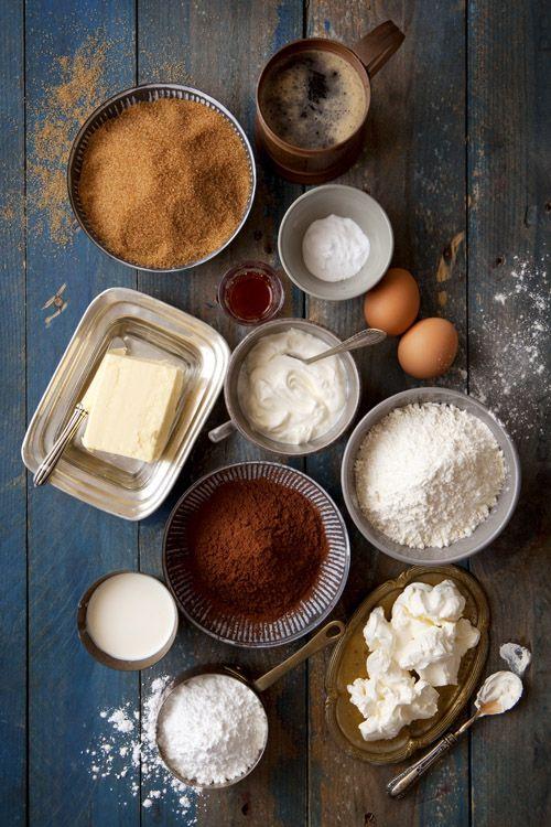 Flour, Butter, Egg