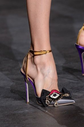 Milano Fashion Week: le scarpe più hot - VanityFair.it