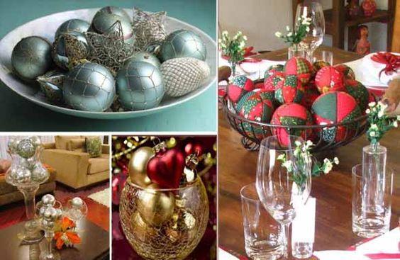 ideias de enfeites de Natal artesanais 006