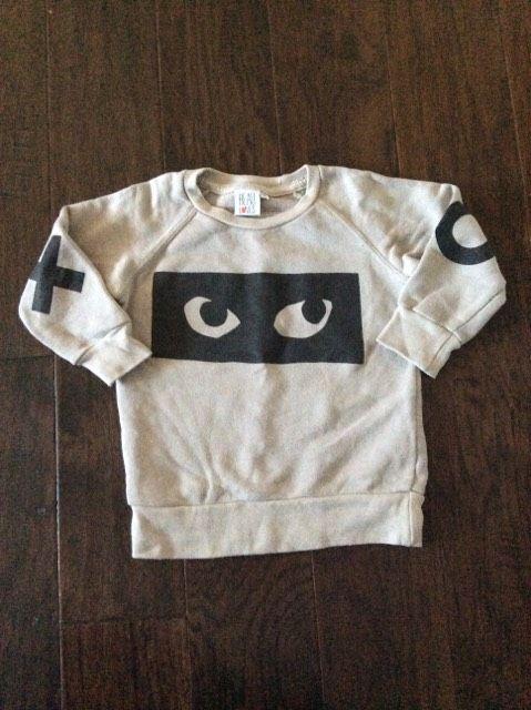 Check out this listing on Kidizen: Beau Loves Sweatshirt #shopkidizen
