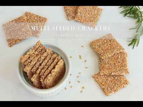 Raw multi seeded crackers vegan paleo nutrition refined food have you ever tried making your own crackers your very own crispy crunchy raw multi seeded crackers to be honest i never thought of crackers as solutioingenieria Image collections