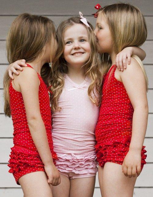ropa interior para niñas Bluebelle | Moda Infantil ...