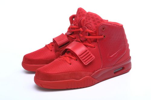 retro comprar original nueva selección Nike Air Yeezy 2 Kanye West Kanye West Nike Air Yeezy 2 Ii Red ...