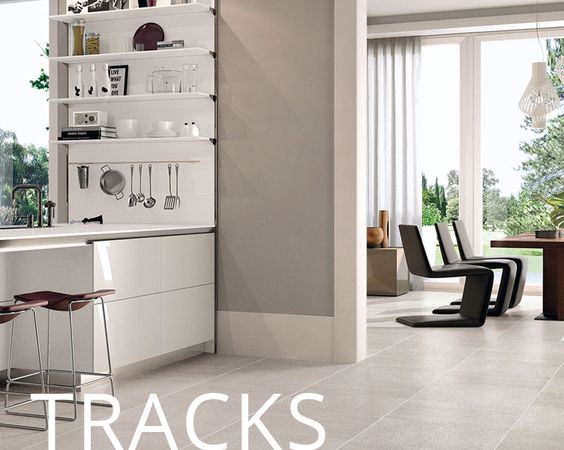 Tracks Porcelain Tile