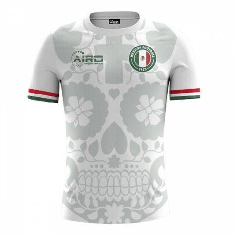 2020 2021 Mexico Away Concept Football Shirt Football Shirts Womens Shirts Shirts
