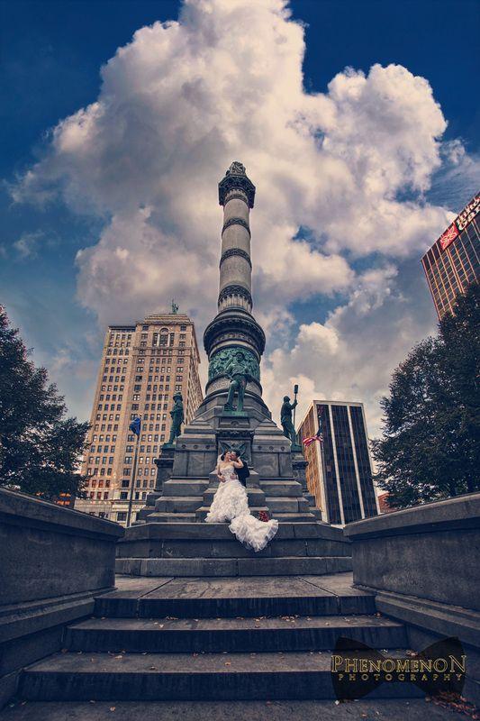 Lafayette Square Buffalo NY Buffaloweddingphotography Wedding Photography Weddings Getthetie Phenomenon Teamphenomenon Hotelatt
