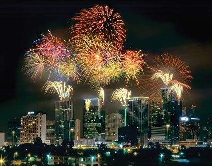 july 4th houston fireworks