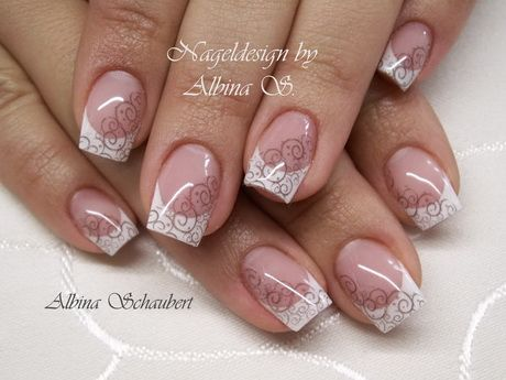 nageldesign stempel nageldesigns pinterest