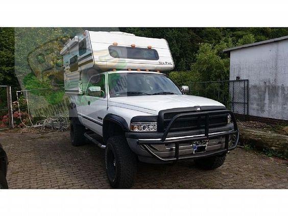 Dodge ram & Six-Pac 21,900 Eu
