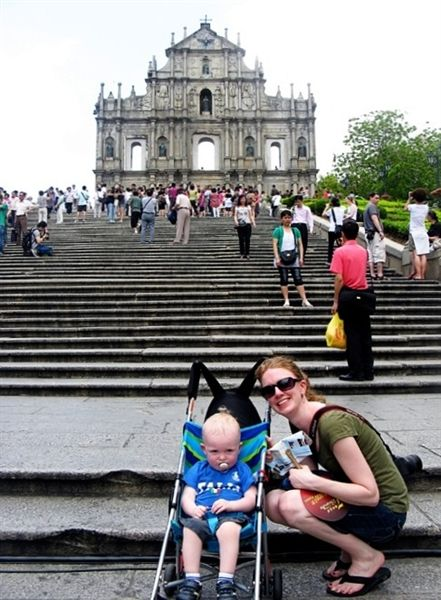 How to survive traveling solo with your kids (Photo Courtesy of Keryn Means)