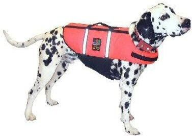 Kyjen Outward Hound Pet Saver Life Jacket, Medium, Orange $13.85