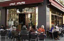 Parisian Cafe - Chez Prune